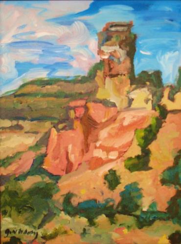 chimney rock #1