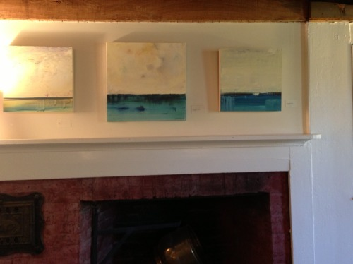 Triptych Seascapes