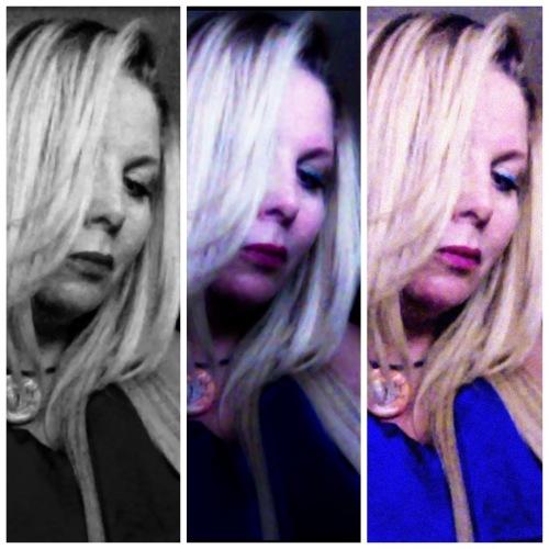 Self Portrait, a Study in Triplicate