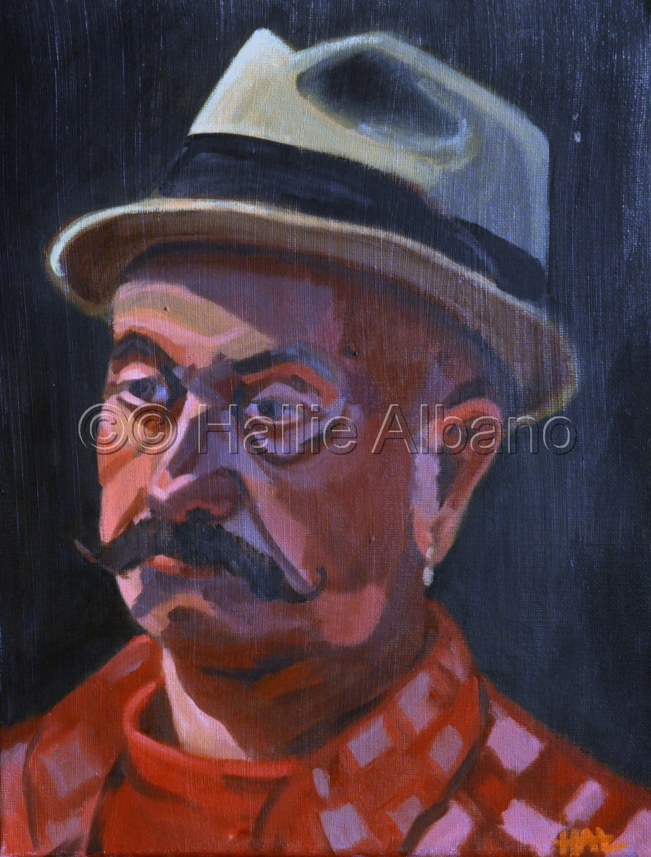 Mustache (large view)