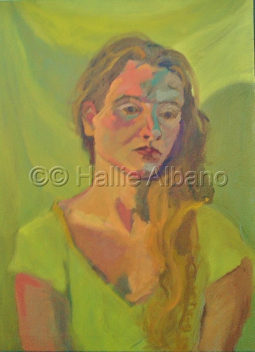 Lemon Portrait (large view)