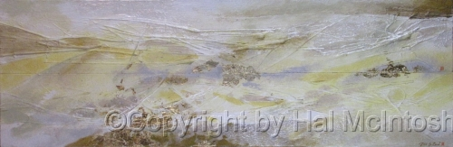 SAND AND SEAGRASS