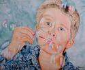 Artist Self Portrait (thumbnail)