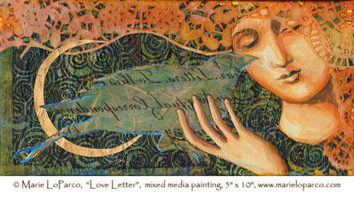 Love Letter by Marie LoParco