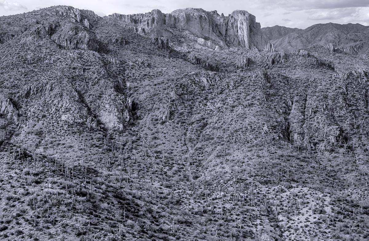 Cliffs - Castle Hot Springs (large view)