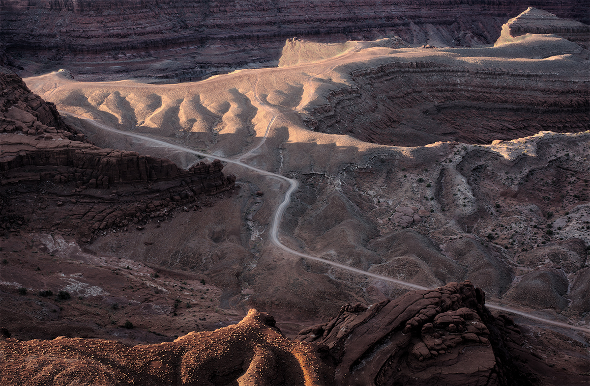 The Road - Canyonlands (large view)