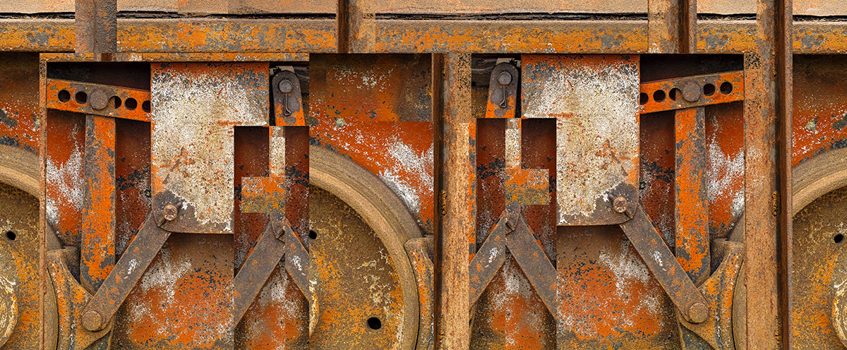 Train Wheels (large view)