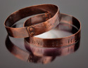 One Need Only See The First Step Bracelet (thumbnail)