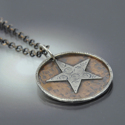 Large Star Necklace (thumbnail)