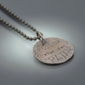 Follow Your Own Path Necklace (thumbnail)