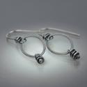 Sterling Oval Earrings (thumbnail)