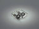 Square Heart Earrings (thumbnail)