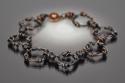 Multi Ring Copper Bracelet (thumbnail)