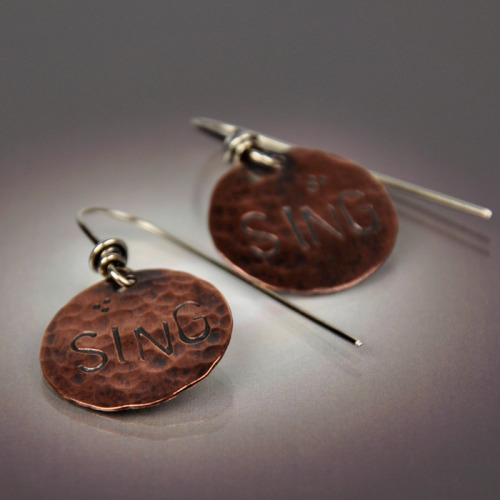 Inspiration Earring