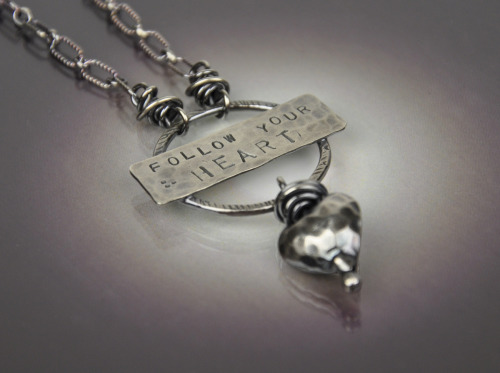 Follow Your Heart Necklace (large view)