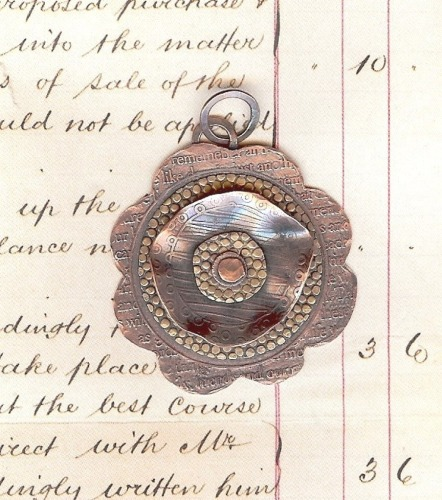 Flower Pendant (large view)