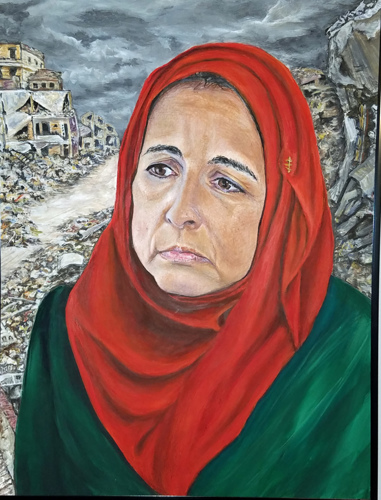 Grieving Aleppo