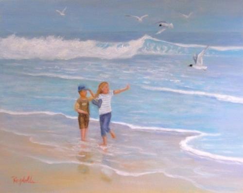 Jubilant by Carol Reynolds