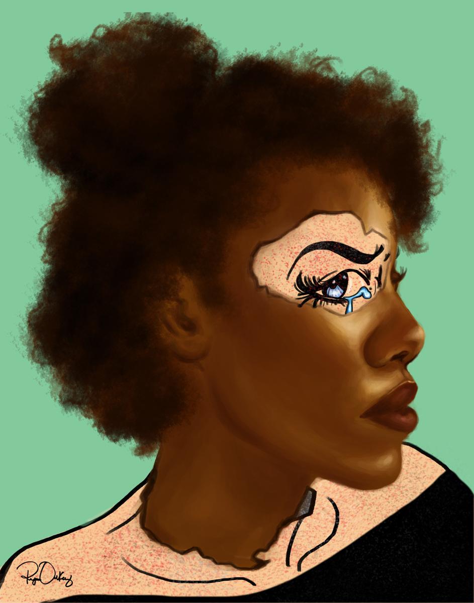 Black Girl 1 (large view)