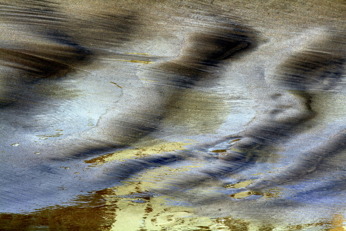 Shore abstract (large view)