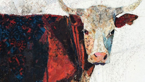 Cow (detail)