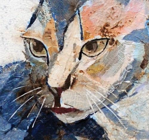 Cat (detail)