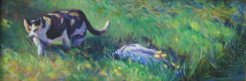 Twiggy the hunter by Marsha L. Holmes
