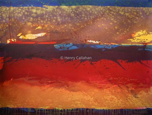 San Jose Shores by Henry Callahan