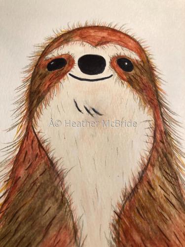 Sam the Sloth
