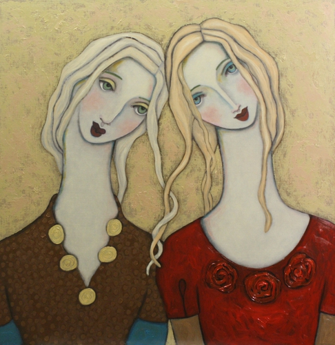 Bond of friendship by Heather Barron