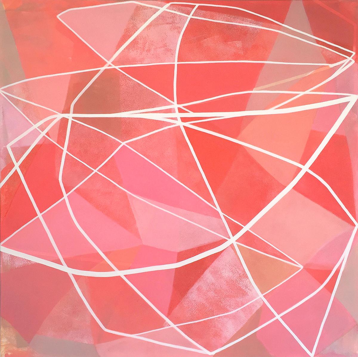 Flower Portrait (Dahlia) I  (large view)