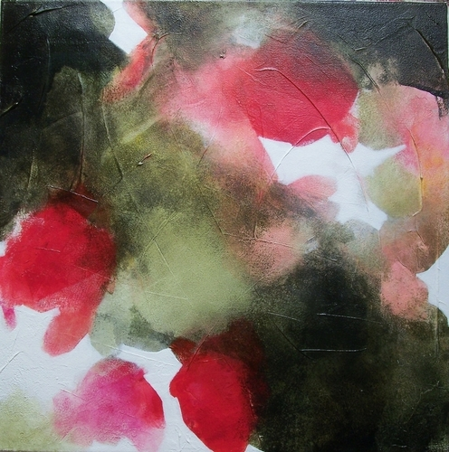 Modern Organic IV by Heidi Carlsen-Rogers