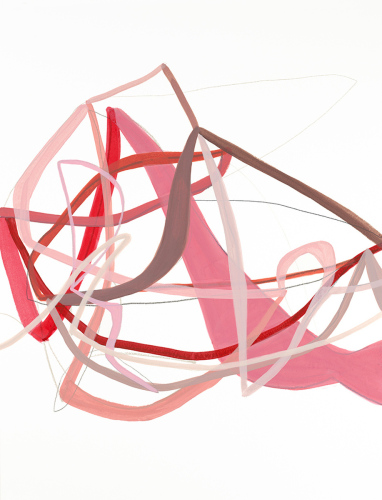 Love Knot III (Red)