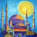 Middle East, Cityscape, many colours (thumbnail)