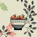 Bowl of Pomegranites (thumbnail)