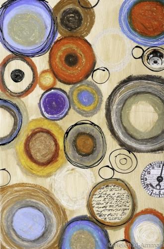 Circle 6 by Helen Al-Ammari