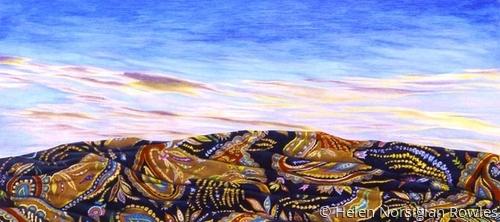 Scarf Landscape