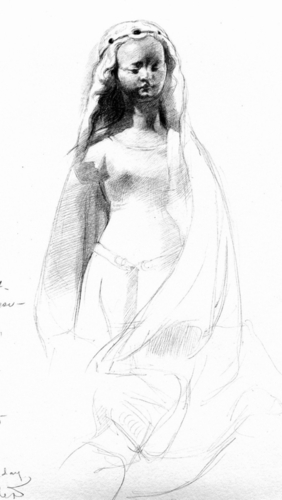 Study of St.Margaret