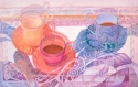 Tea with Paisley by Helen Grainger Wilson (thumbnail)