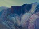 Rocky Hillside, Sun Valley by Helen Grainger Wilson (thumbnail)