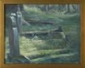 Russian Cemetery, Sitka IV by Helen Grainger Wilson (thumbnail)