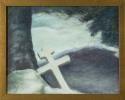 Russian Cemetery, Sitka IX by Helen Grainger Wilson (thumbnail)