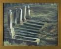 Russian Cemetery, Sitka V by Helen Grainger Wilson (thumbnail)