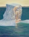 Iceberg! Newfoundland, © Helen Grainger Wilson. All rights reserved. (thumbnail)
