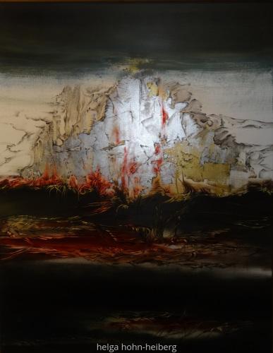"'THE CLIMB"" by Helga Hohn-Heiberg"