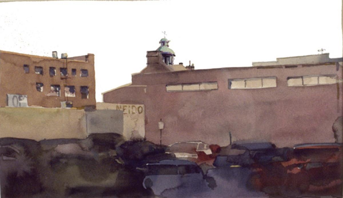 Urban Scene (large view)