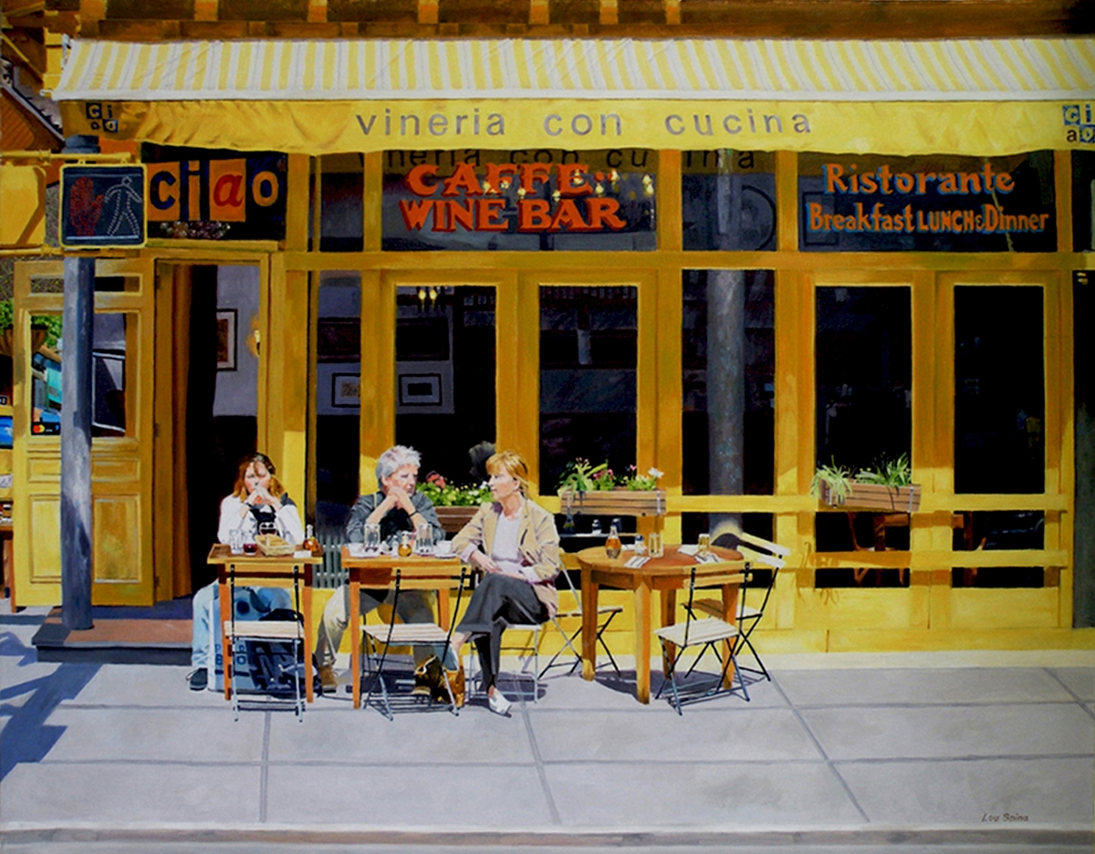 Sunny Side of Bleecker (large view)
