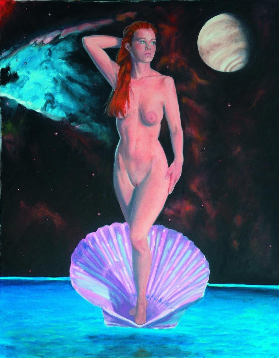 Venus Rising (large view)