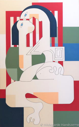 Amourette by Hildegarde Handsaeme