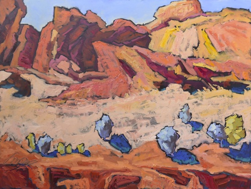 Canyons- Blue Sage